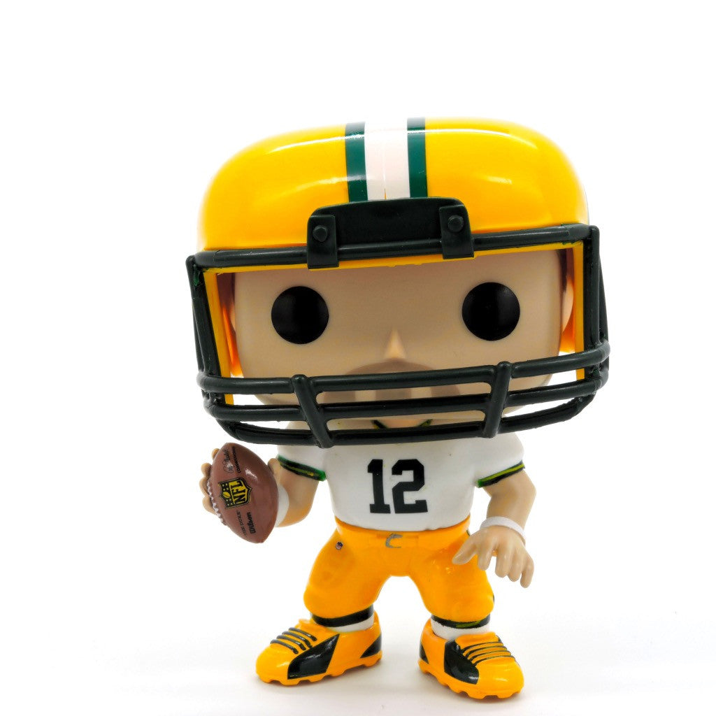 POP! Sports - NFL - Aaron Rodgers - Empacadores de Green Bay