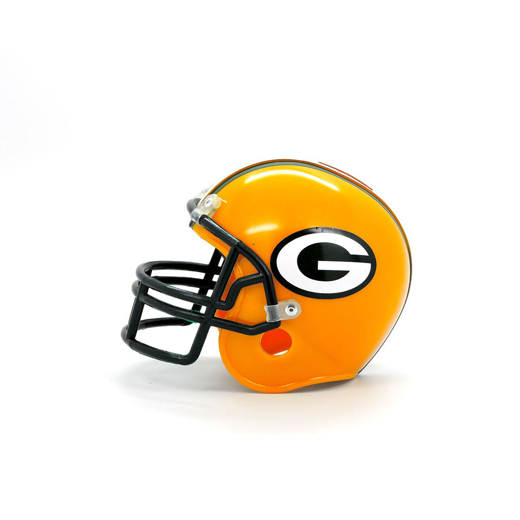 Alcancía en forma de casco - NFL - Green Bay Packers (Empacadores de Green Bay)