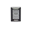 Encendedor Zippo - Jack Daniel's Tennessee Whiskey - Color Cromado Brillante