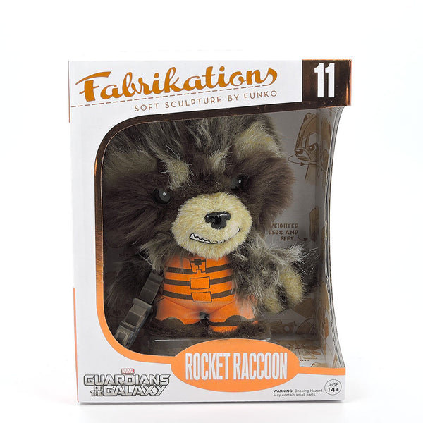 Fabrikations - Guardianes de la Galaxia - Rocket Raccoon
