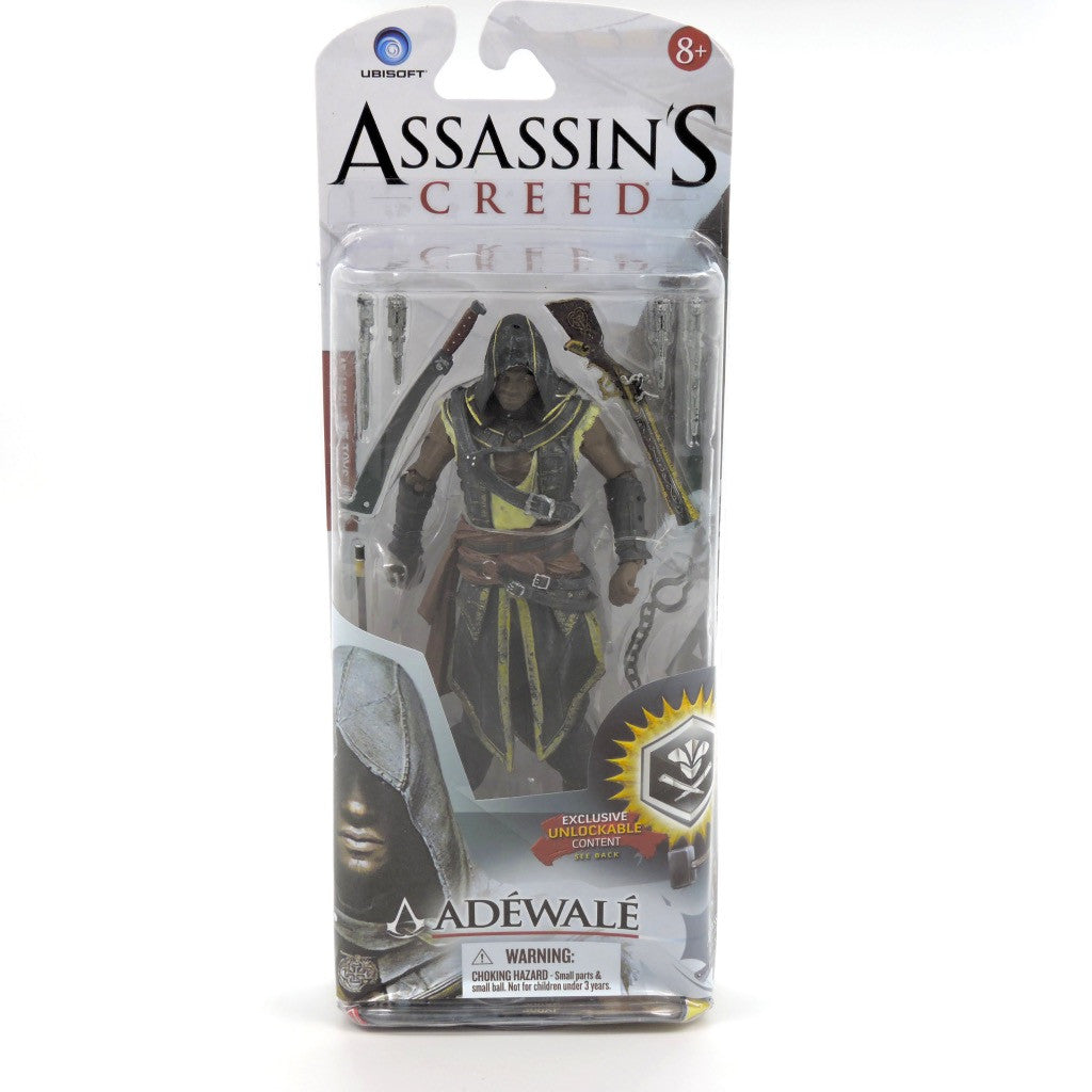 Figura de Acción - Assassin's Creed - Adéwalé