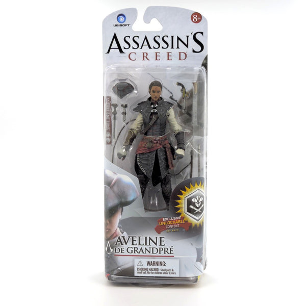 Figura de Acción - Assassin's Creed - Aveline De Grandpré