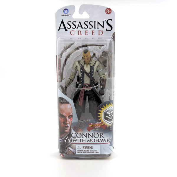 Figura de Acción - Assassin's Creed - Connor (con Mohawk)
