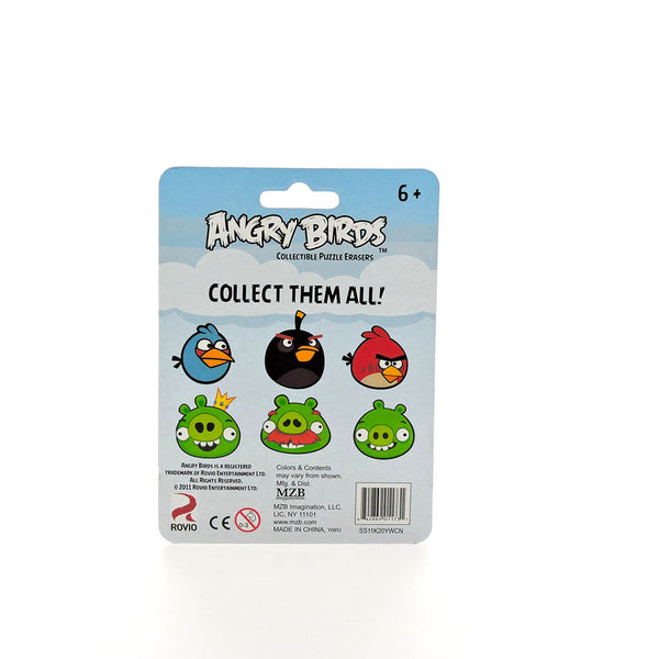 Gomas Armables - Angry Birds - 2 Minion Pig y 1 King Pig