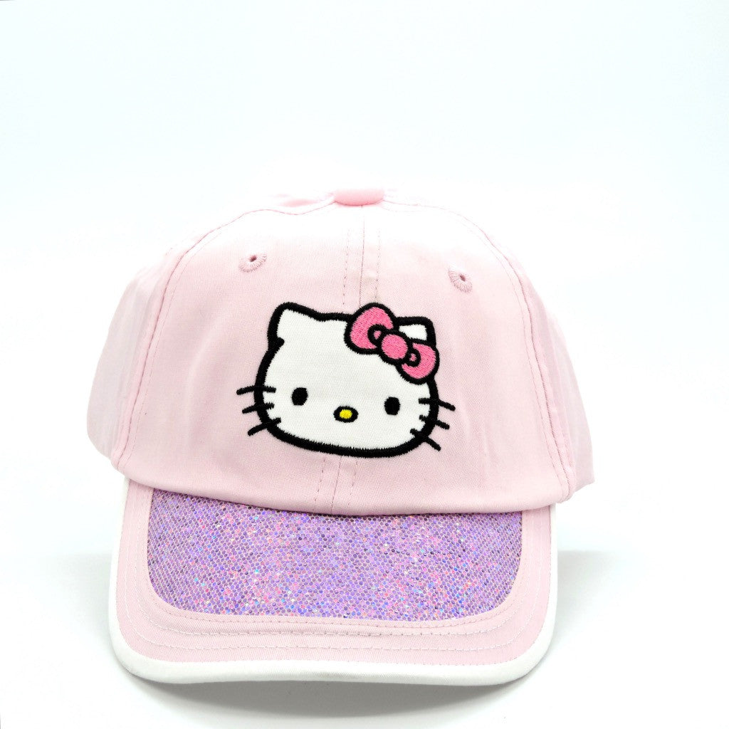 Hello Kitty - Gorra 100% Algodón