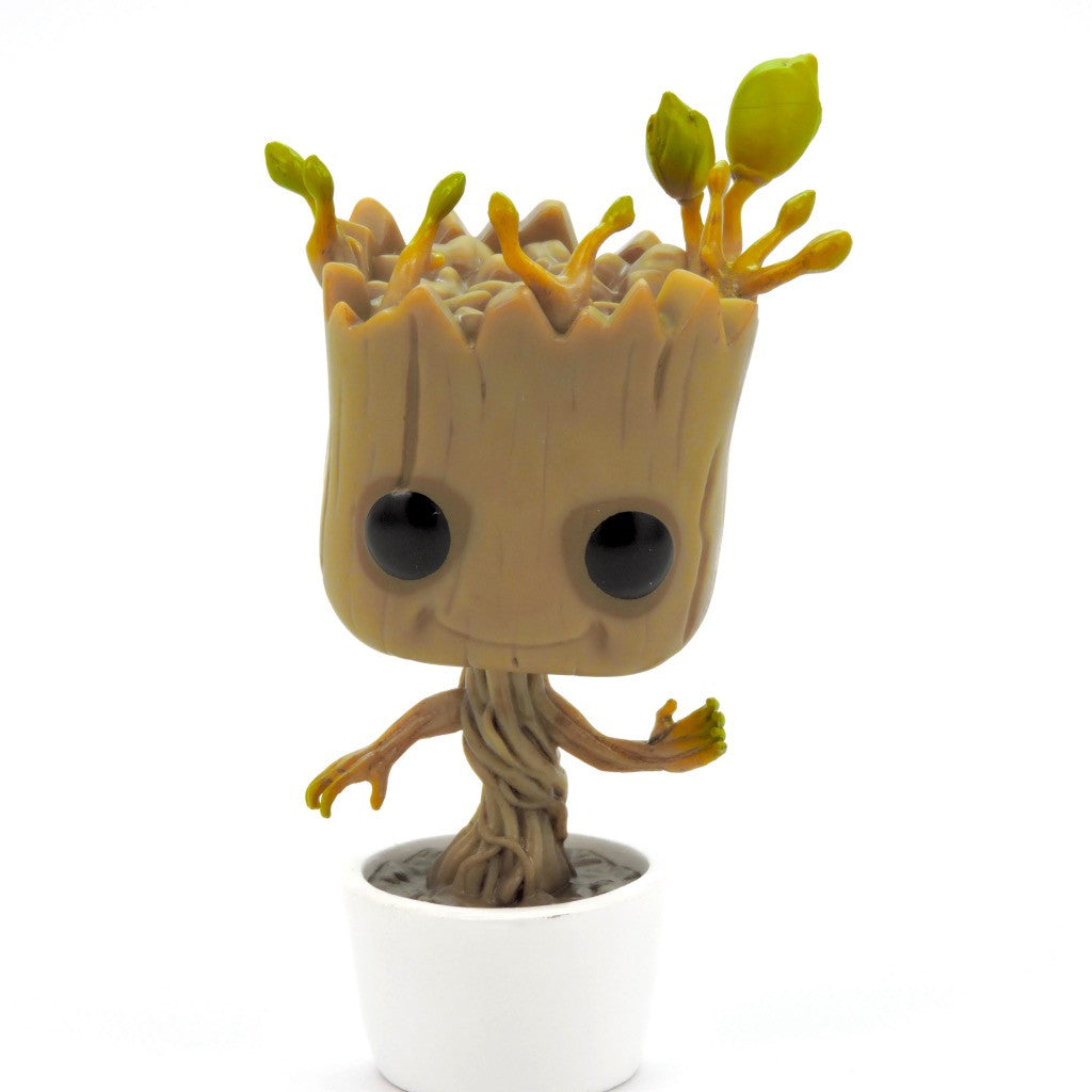 POP! Marvel - Guardianes de la Galaxia - Groot Bailarín