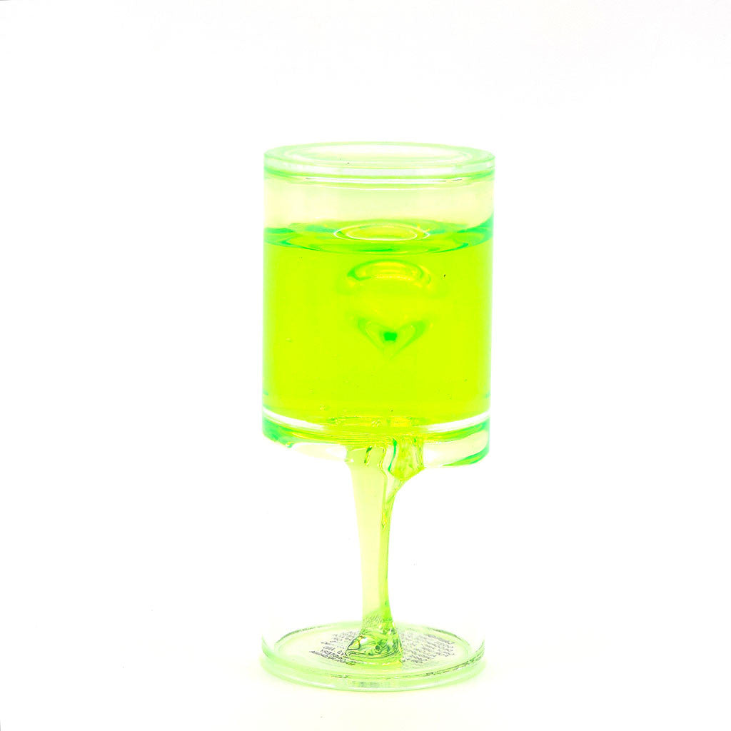 Liquidity - Ooze Tube - Art & Motion - Color Verde