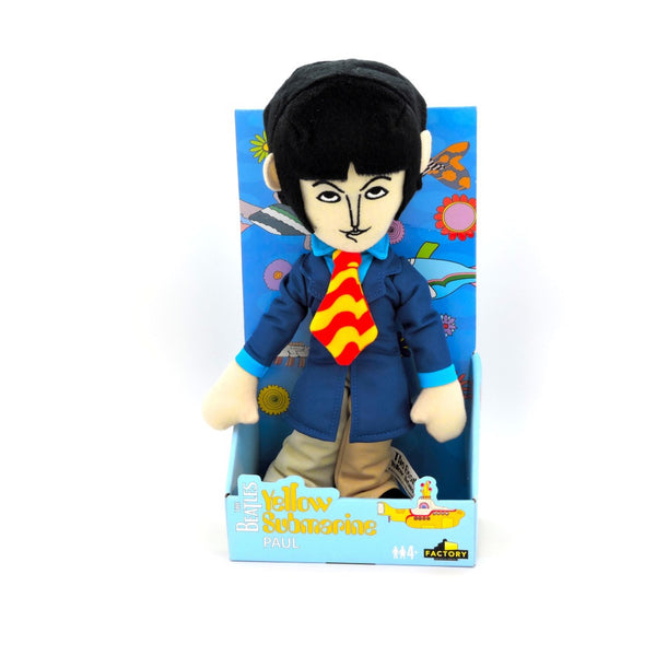 Peluche de Los Beatles - El Submarino Amarillo - Paul McCartney