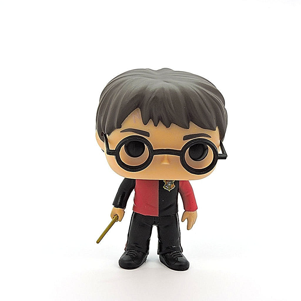 POP! Harry Potter - Harry Potter - Uniforme Rojo y Negro