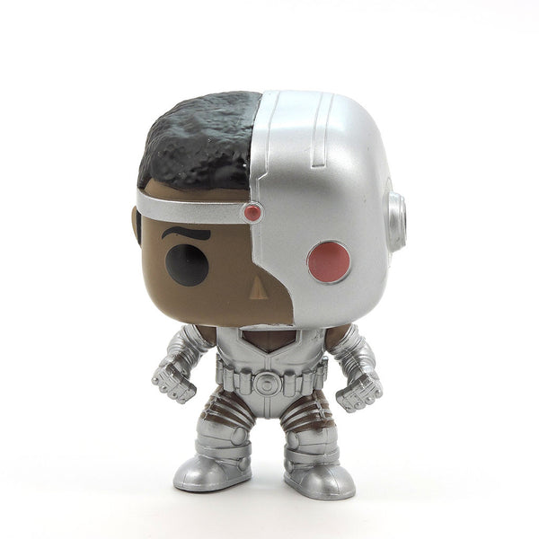 POP! Heroes - DC Comics - Cyborg