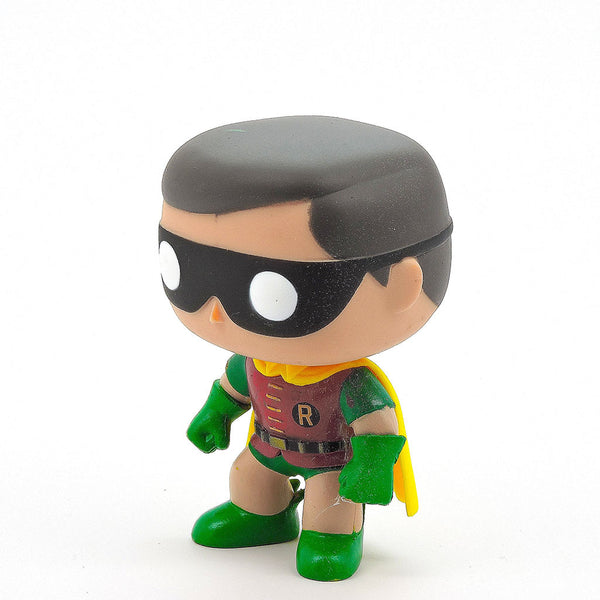POP! Heroes - Batman Serie Clásica de TV - Robin