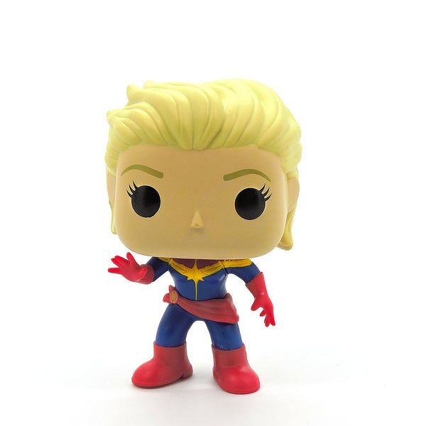 POP! Marvel - Captain Marvel