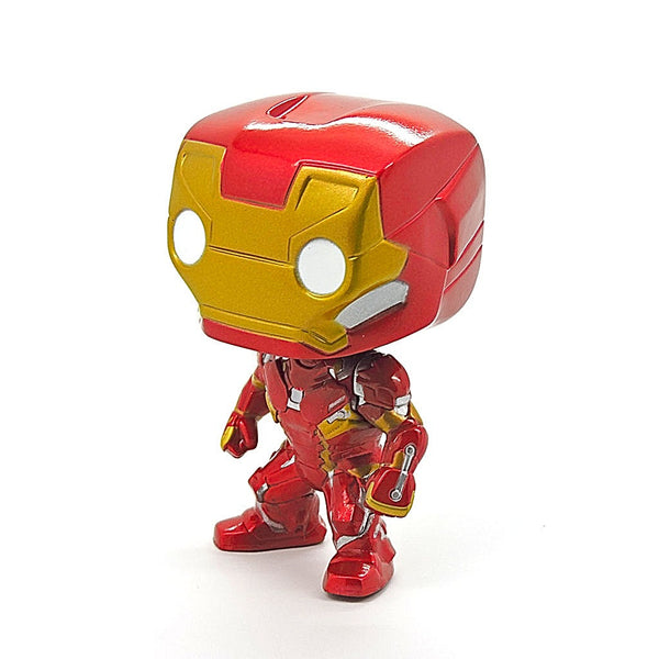 POP! Marvel  - Guerra Civil - Iron Man (Hombre de Hierro)
