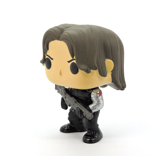 POP! Marvel - Guerra Civil - Soldado de Invierno