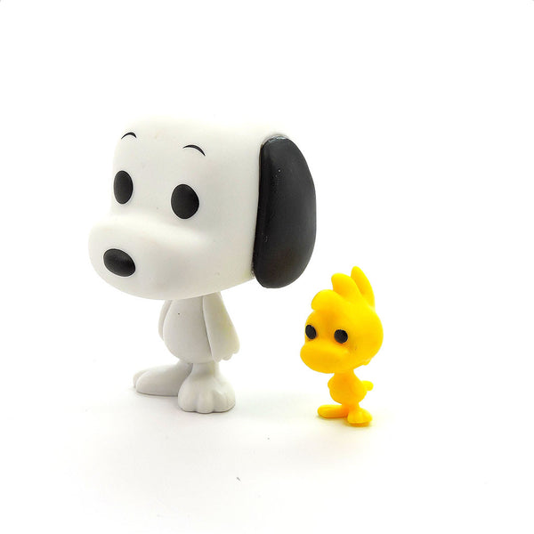 POP! - Peanuts - Snoopy y Woodstock