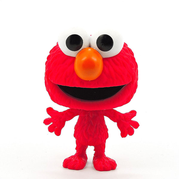 POP! Plaza Sésamo- Elmo