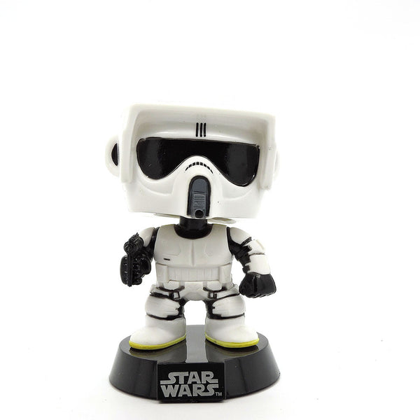 POP! Star Wars - Biker Scout