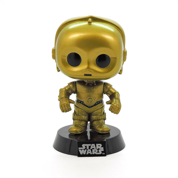 POP! - Star Wars - C3-PO