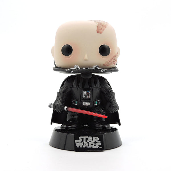 POP! Star Wars - Darth Vader sin máscara