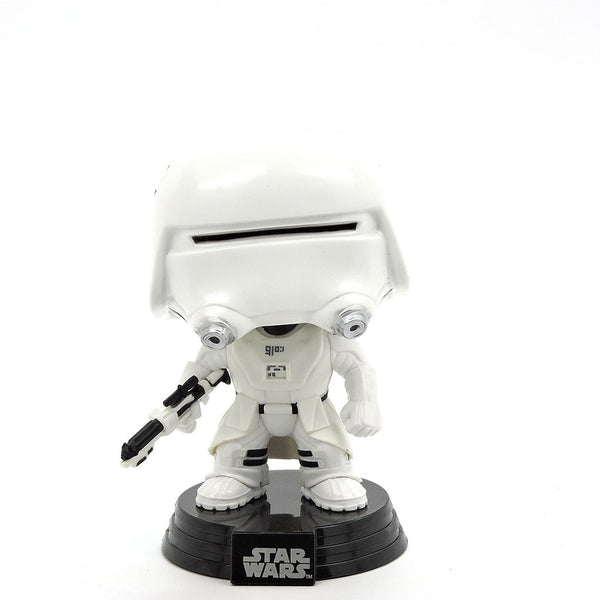 POP! Star Wars - El Despertar de la Fuerza - First Order Snowtrooper