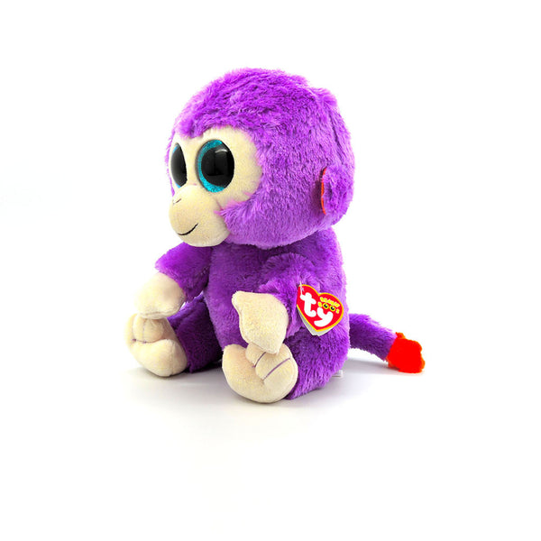 Peluche Buddy Boos - Grapes (Chango Color Morado)