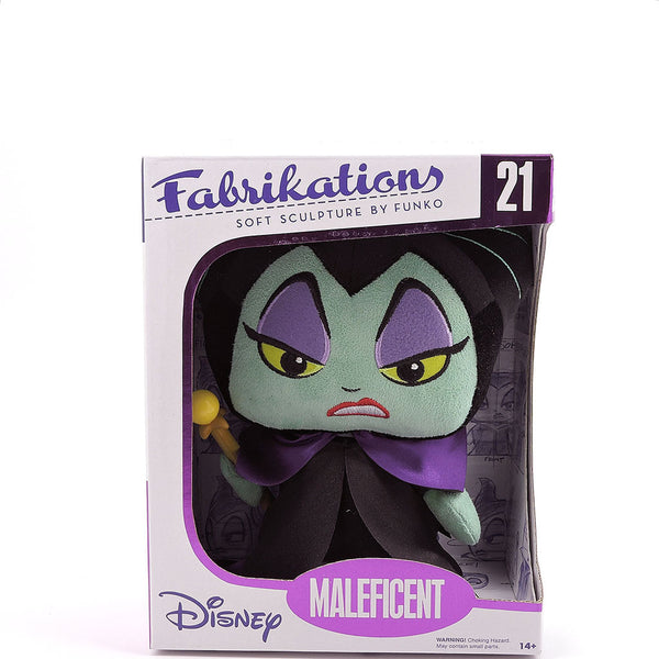 Peluche Fabrikations - Disney - Maléfica