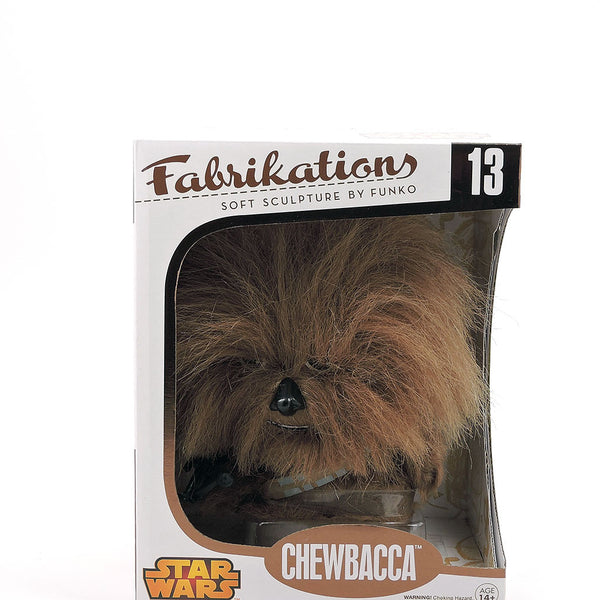 Peluche - Fabrikations - Star Wars - Chewbacca