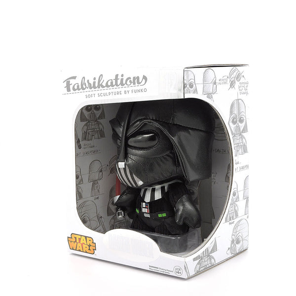 Peluche - Fabrikations - Star Wars - Darth Vader