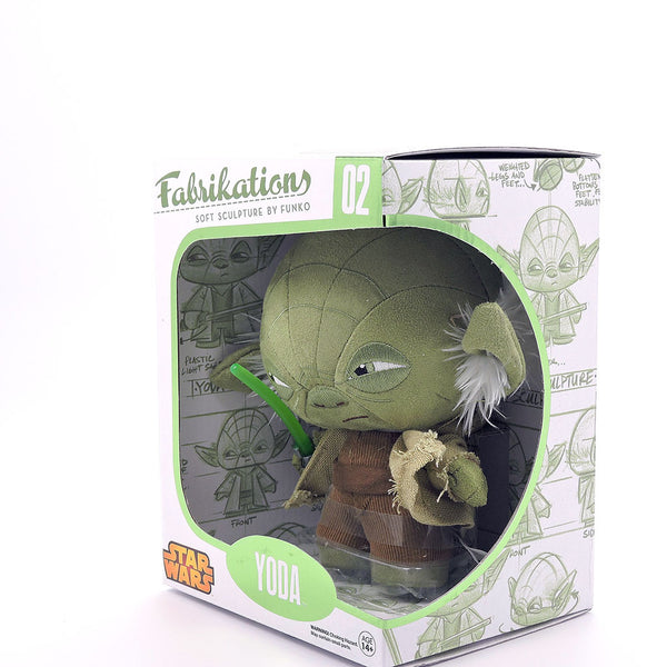 Peluche - Fabrikations - Star Wars - Yoda