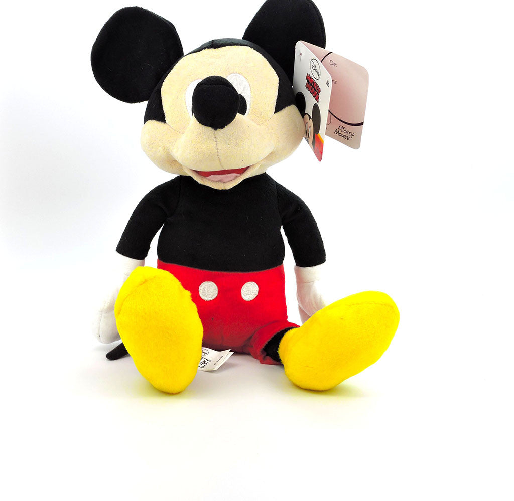 Peluche Mickey Mouse, Disney - Mickey Mouse Clásico