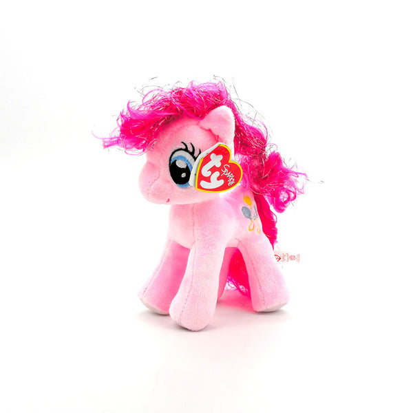 Peluche My Litttle Pony - Hasbro - Pinkie Pie - The Beanie Babies Collection
