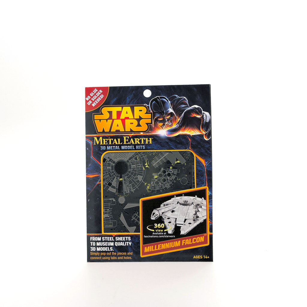 Rompecabezas 3D - Star Wars - Millennium Falcon  - Fascinations