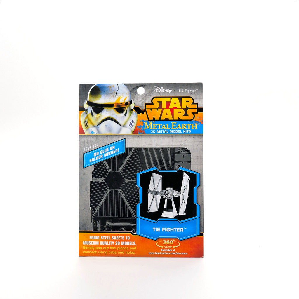 Rompecabezas 3D - Star Wars -Tie Fighter - Fascinations