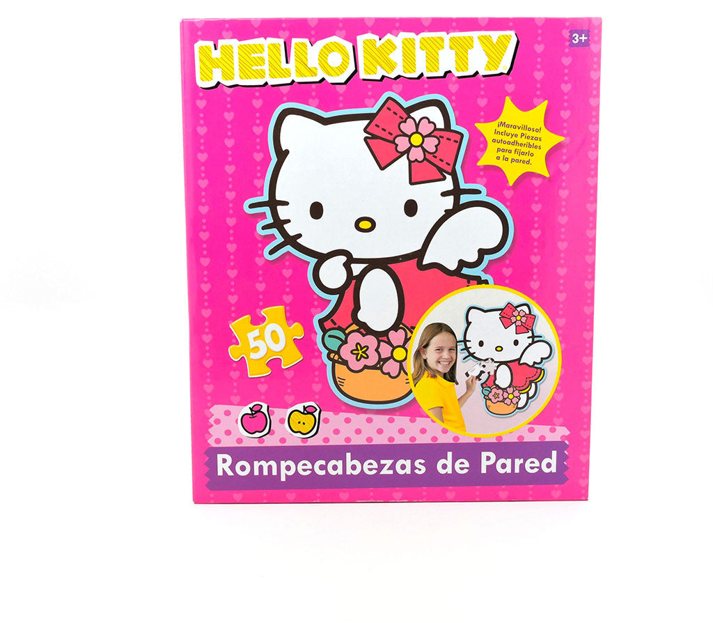 Rompecabezas de Pared - Hello Kitty - Sanrio