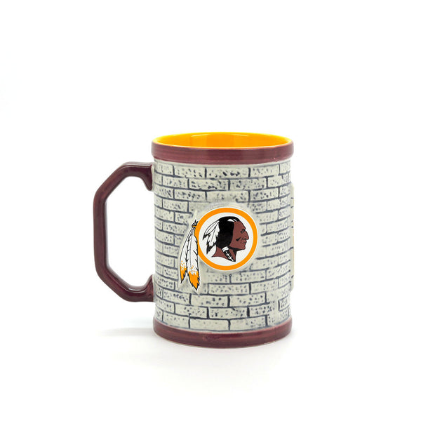 Tarro/Taza NFL de los Pieles Rojas de Washington (Washington Redskins)