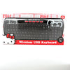 Teclado USB Inalámbrico - Sanrio - Hello Kitty