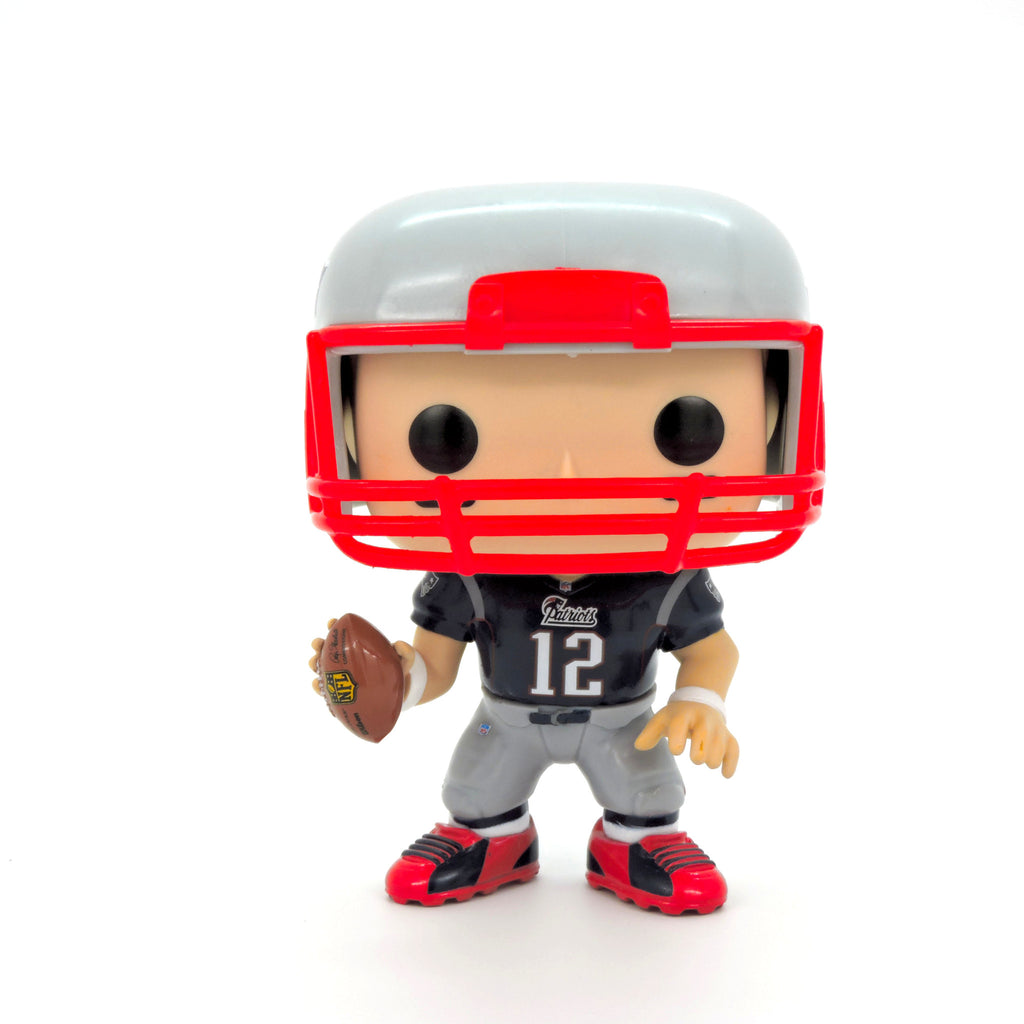 POP! Sports - NFL - Tom Brady - Patriotas de Nueva Inglaterra
