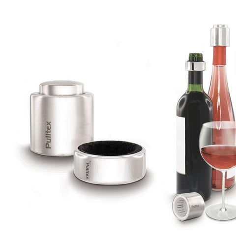 Pulltex Wine Kit Security (Stopper & Drip Collar) - Pasta Kitchen (tutto pasta)