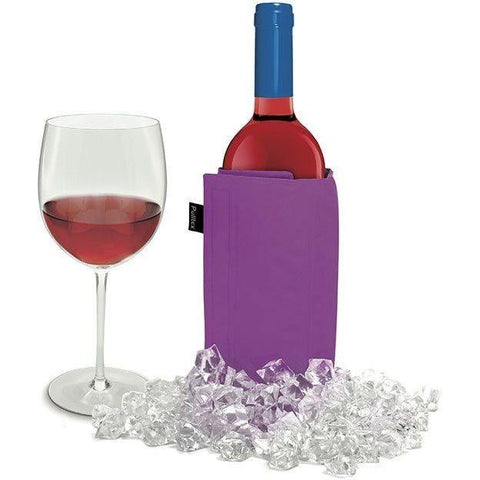 Wine Cooler Bag Black / Fuscia - Pasta Kitchen (tutto pasta)