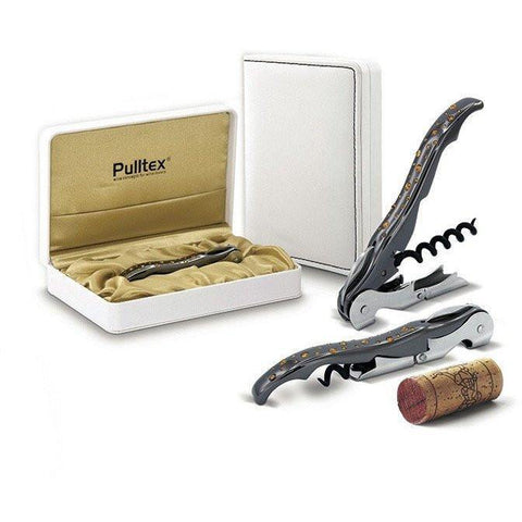 Swarovski Amber Crystal Corkscrew - Pasta Kitchen (tutto pasta)
