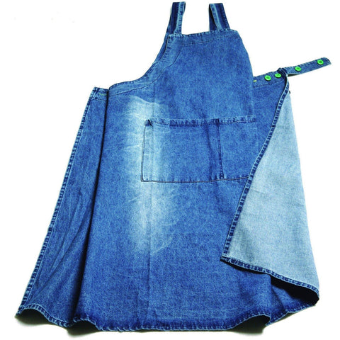 Jeans Full Apron from Pulltex - Pasta Kitchen (tutto pasta)