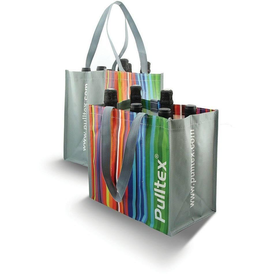 Non Woven Colour Wine Bag - Pasta Kitchen (tutto pasta)