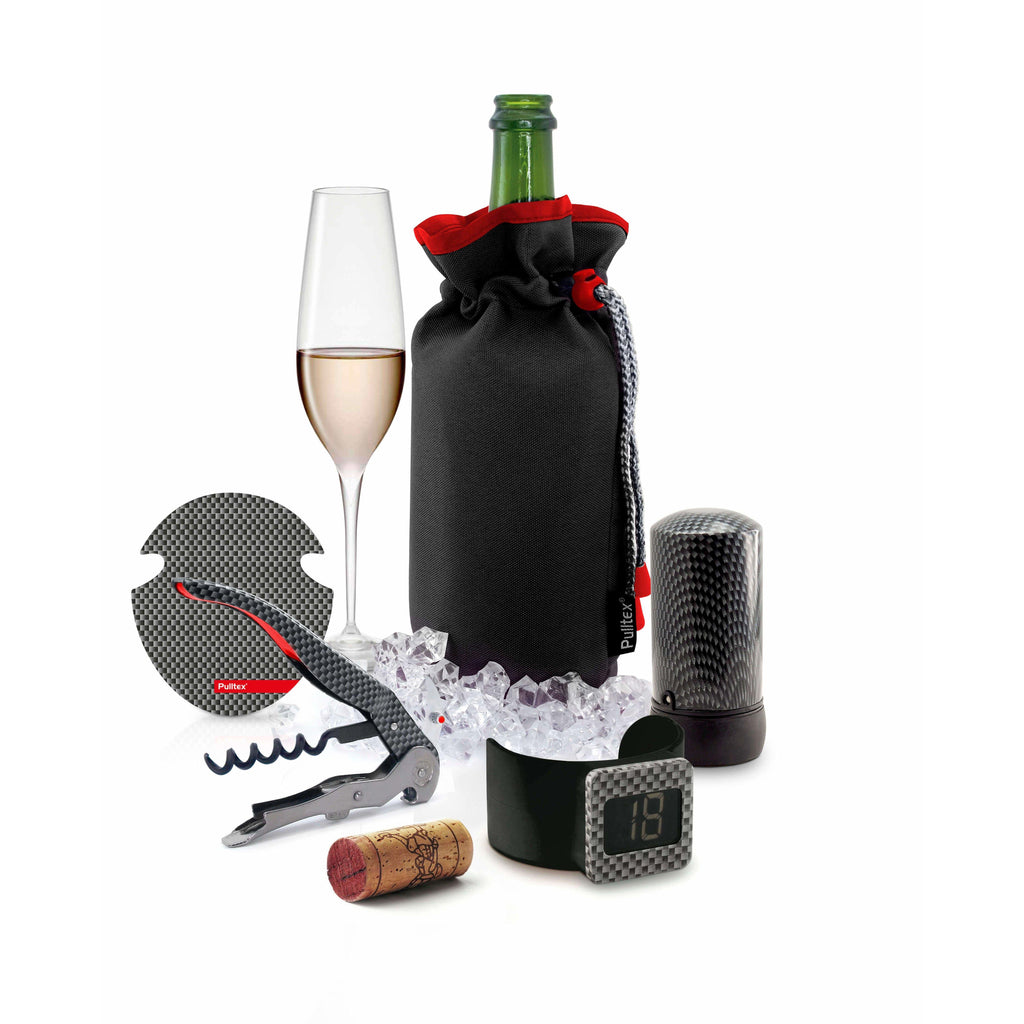 Monza Complete Wine Accessory Set (5pcs) - Pasta Kitchen (tutto pasta)