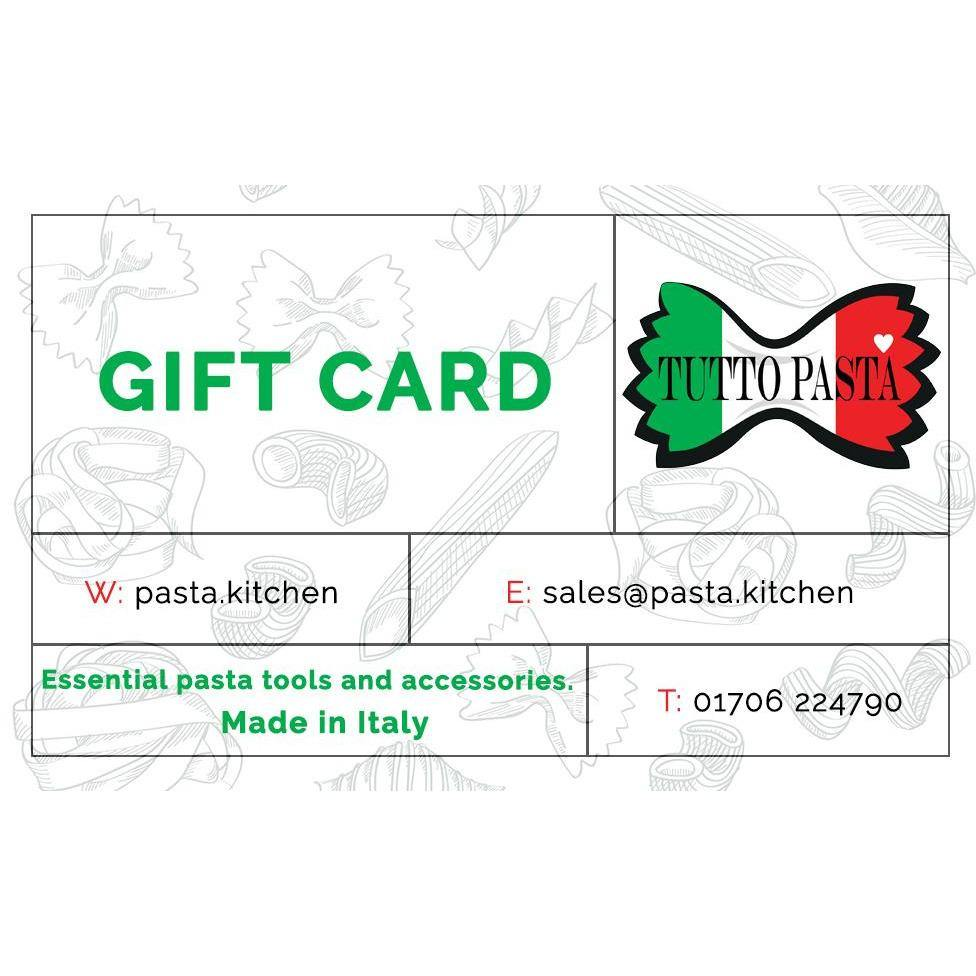 Gift Card - Pasta Kitchen (tutto pasta)