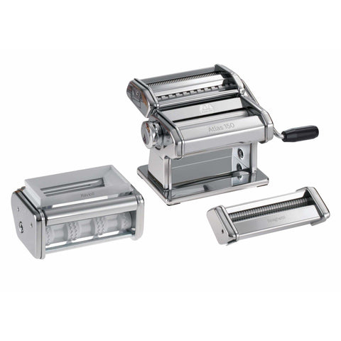 Marcato Pasta Machine Starter Gift Set (4 piece) - Pasta Kitchen (tutto pasta)
