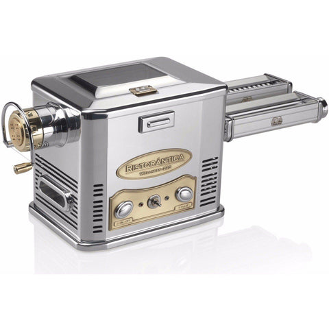 Ristorántica Professional Pasta Machine Set With 8 Additional Bronze Dies - Pasta Kitchen (tutto pasta)