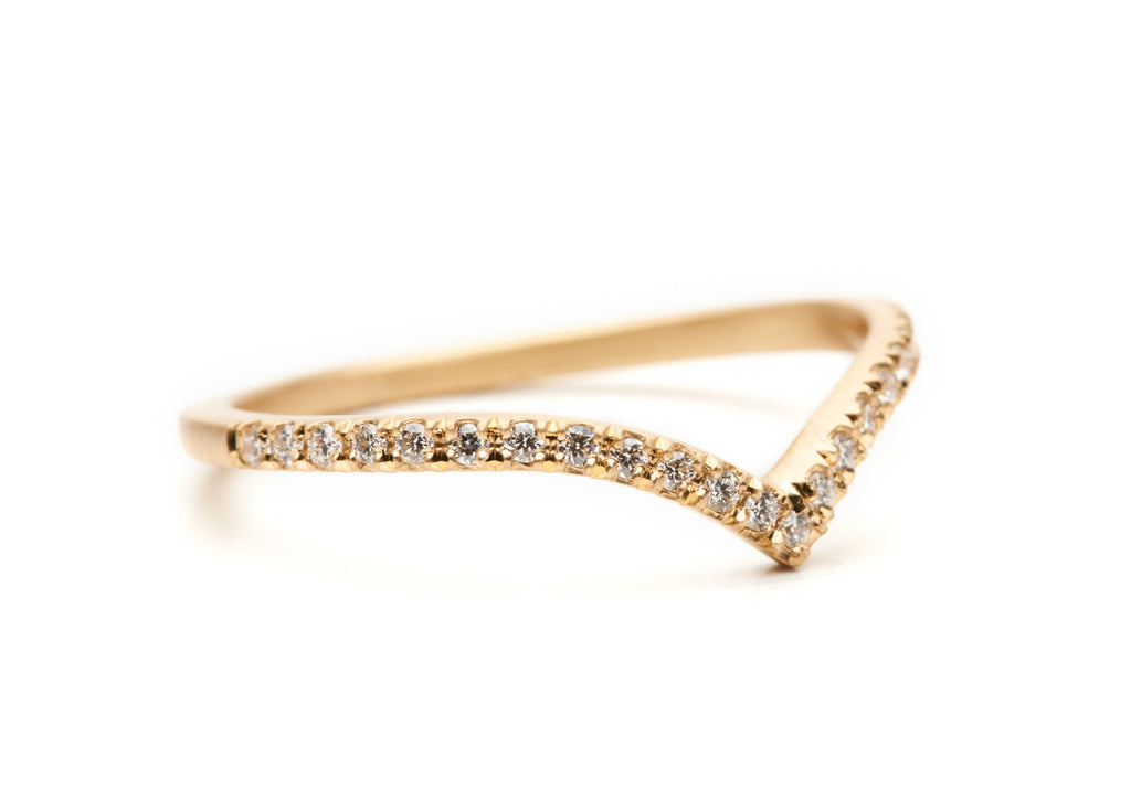 Diamond Chevron Band