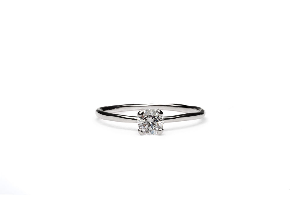 Classic Prong Solitaire