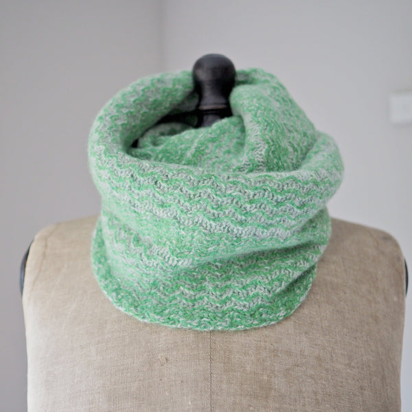 Lambswool Cowl