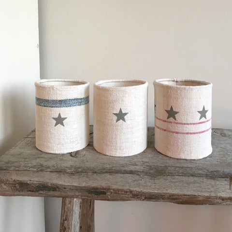 Grainsack Star Lanterns